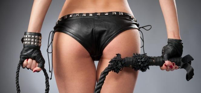 Как проститутка госпожа накажет клиента